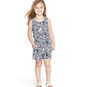 Vineyard Vines for Target Rough Sea romper, NWT